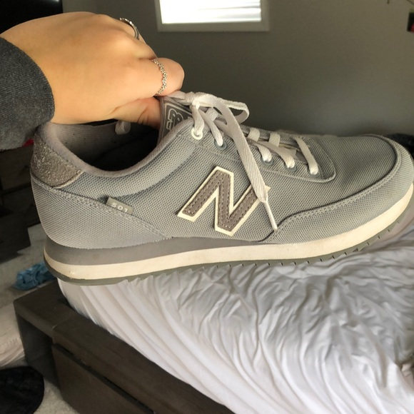 06d46f8ae8ca New Balance Shoes | Gray Old School | Poshmark